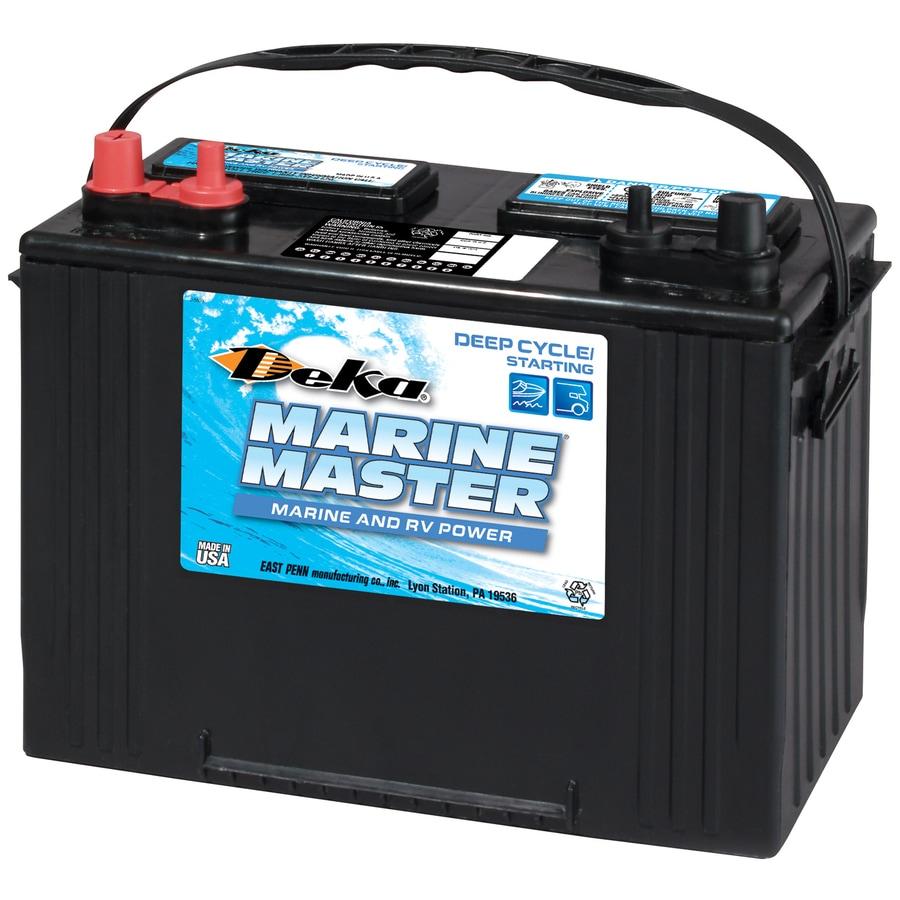 Deka 12-Volt 800-Amp Marine Battery