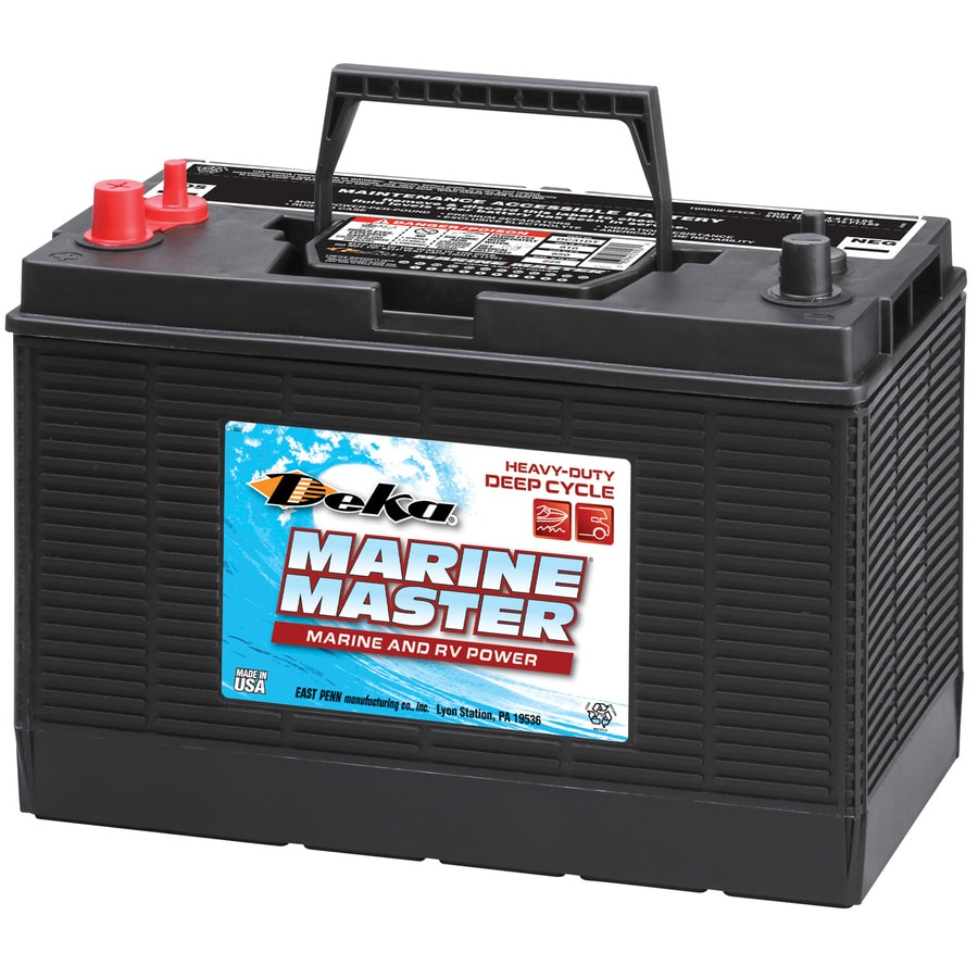 shop deka 12 volt 810 amp marine battery at. Black Bedroom Furniture Sets. Home Design Ideas