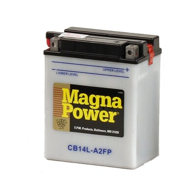 12 Volt Lawn Mower Battery