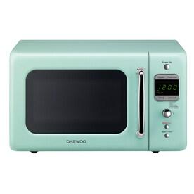 Frigidaire Countertop Microwave Lowes : Daewoo Retro 0.7-cu ft 700-Watt Countertop Microwave (Mint Green)