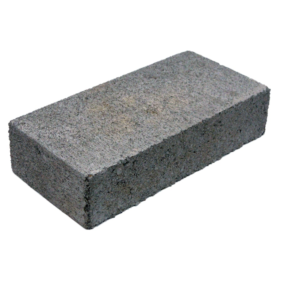 Solid Cap Concrete Block (Common: 16-in x 4-in x 8-in; Actual: 15.625-in x 3.625-in x 7.625-in)