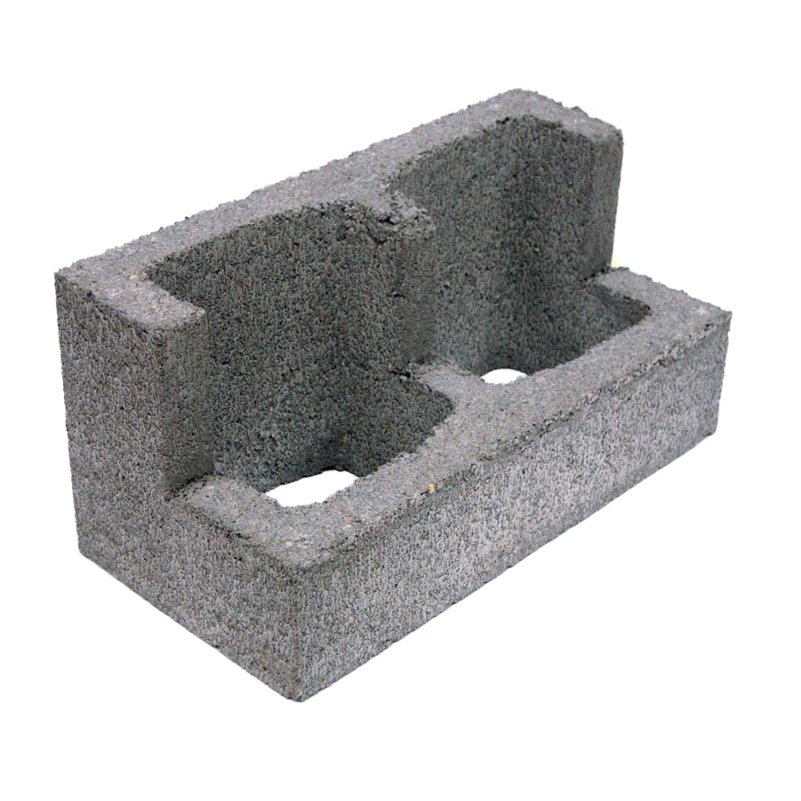 Block USA Header Concrete Block (Common: 16-in x 8-in x 8-in; Actual: 16-in x 8-in x 8-in)
