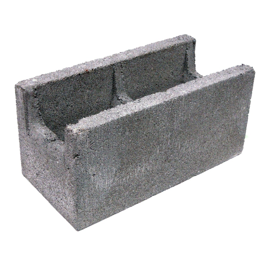 Block USA Lintel Block (Common: 8-in x 16-in x 8-in; Actual: 8-in x 16-in x 8-in)