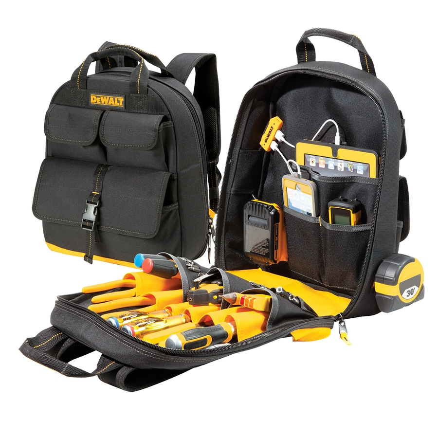 DEWALT Polyester Zippered Tool Bag