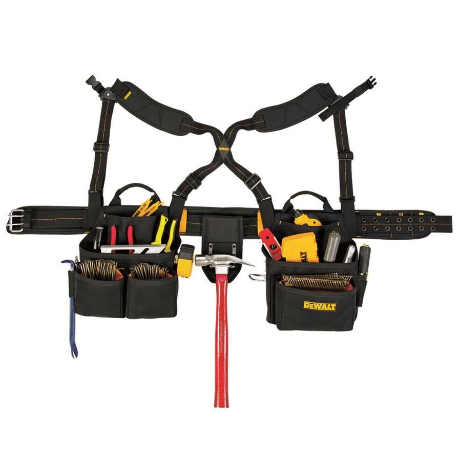DEWALT General Construction Polyester Tool Rig