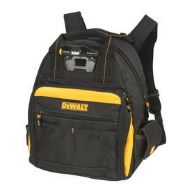 Dewalt Polyester Zippered Backpack Tool Bag