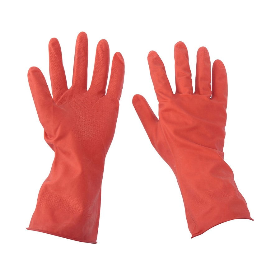 Pacesetter One-Size-Fits-All Unisex Rubber Multipurpose Gloves