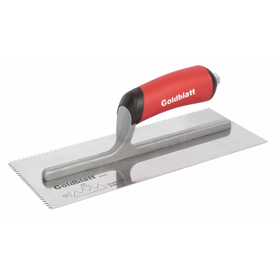 GOLDBLATT 11-in Trowel