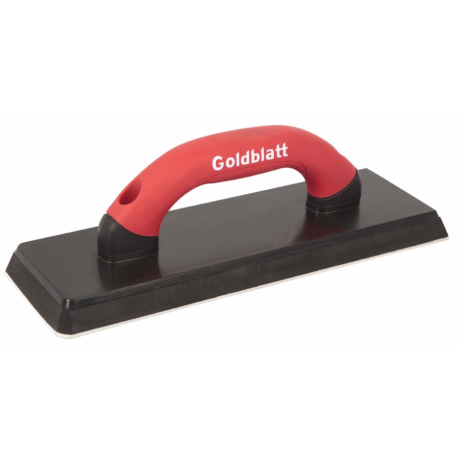 GOLDBLATT 12-in x 4-in Gum Rubber Float