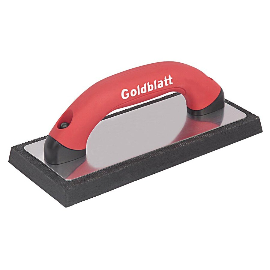 GOLDBLATT 9-in x 4-in Rubber Stucco Float
