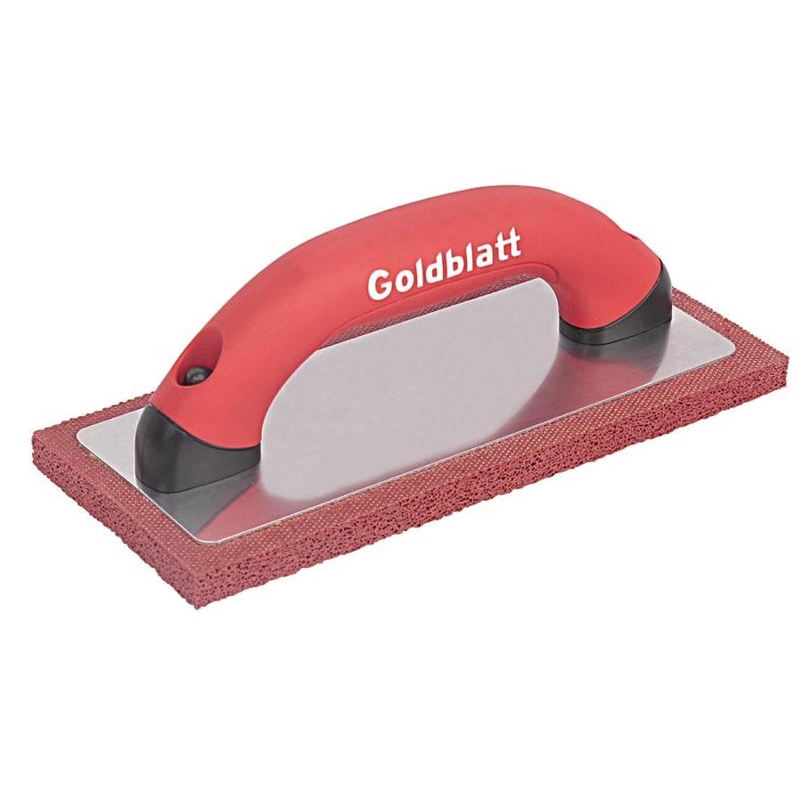 GOLDBLATT 9-in x 4-in Rubber Stucco Float