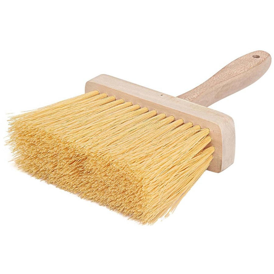 GOLDBLATT 6.25-in x 11.4-in Plastic Asphalt Brush