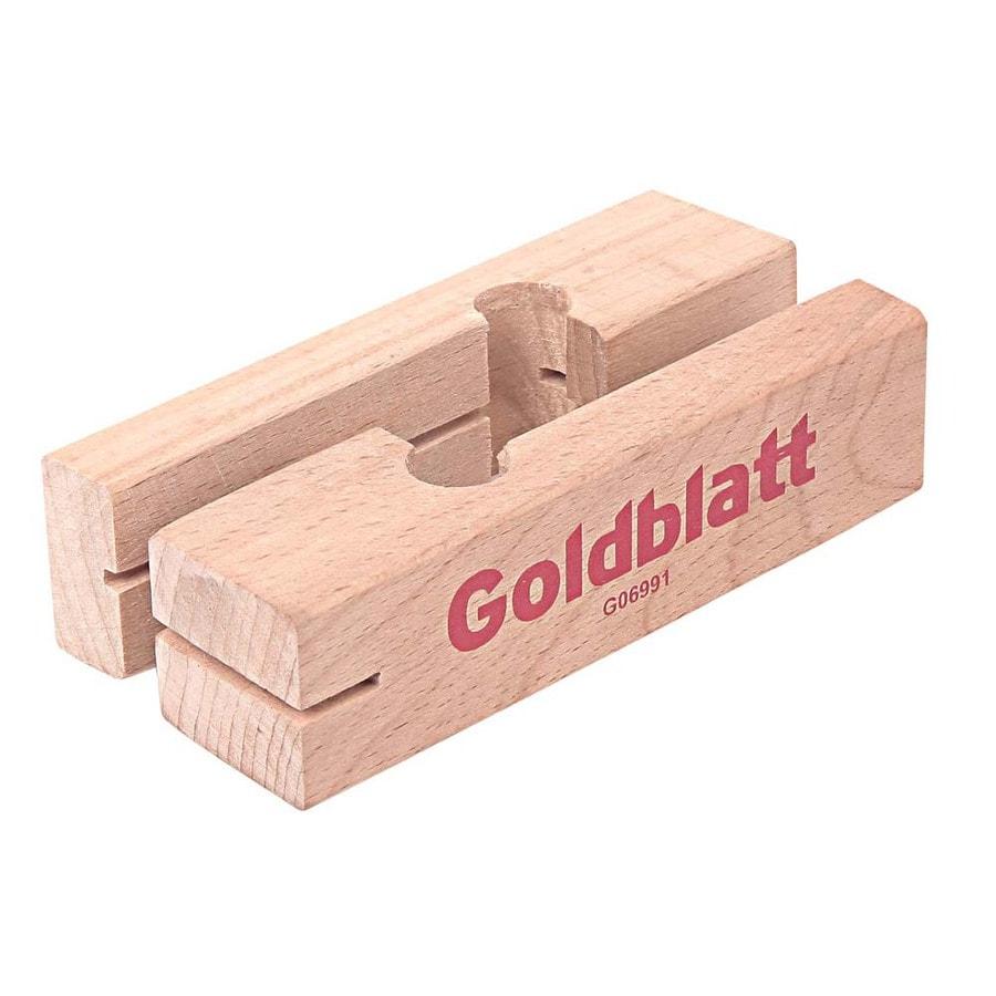 GOLDBLATT 2-Pack 1-in x 4-in Line Block