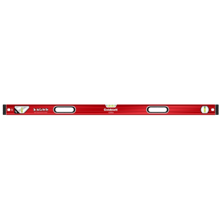 GOLDBLATT 48-in Box Beam Standard Level