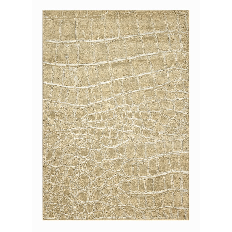DYNAMIC RUGS Mysterio Rectangular Indoor Woven Throw Rug