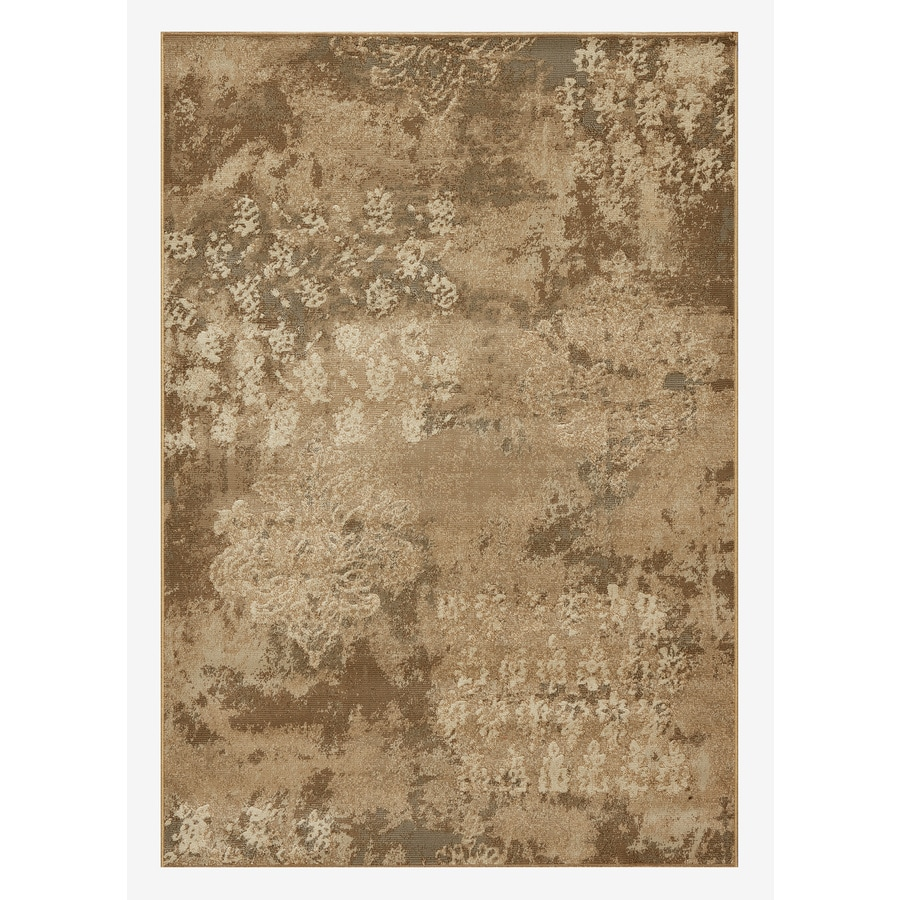 DYNAMIC RUGS Mysterio Rectangular Indoor Woven Throw Rug (Common: 2 x 4; Actual: 24-in W x 47-in L)