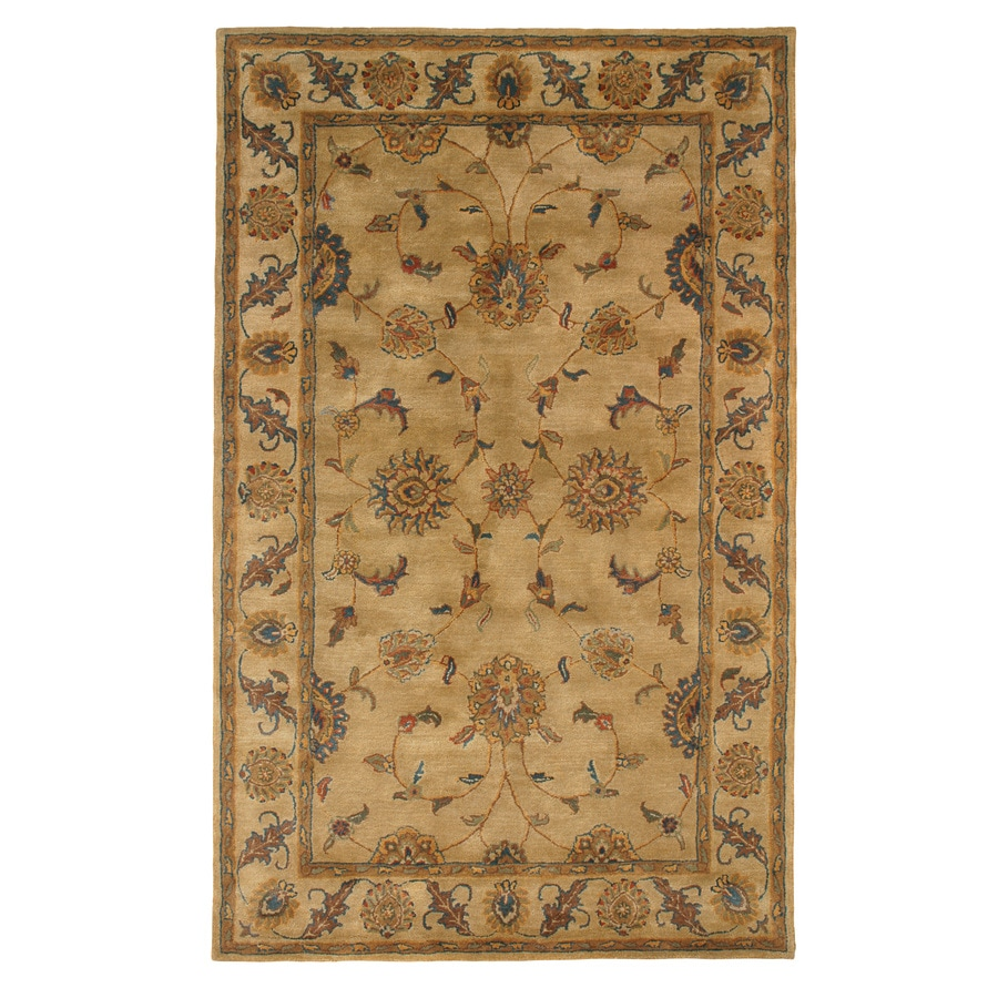 DYNAMIC RUGS Charisma Rectangular Indoor Tufted Area Rug (Common: 4 x 6; Actual: 48-in W x 72-in L)