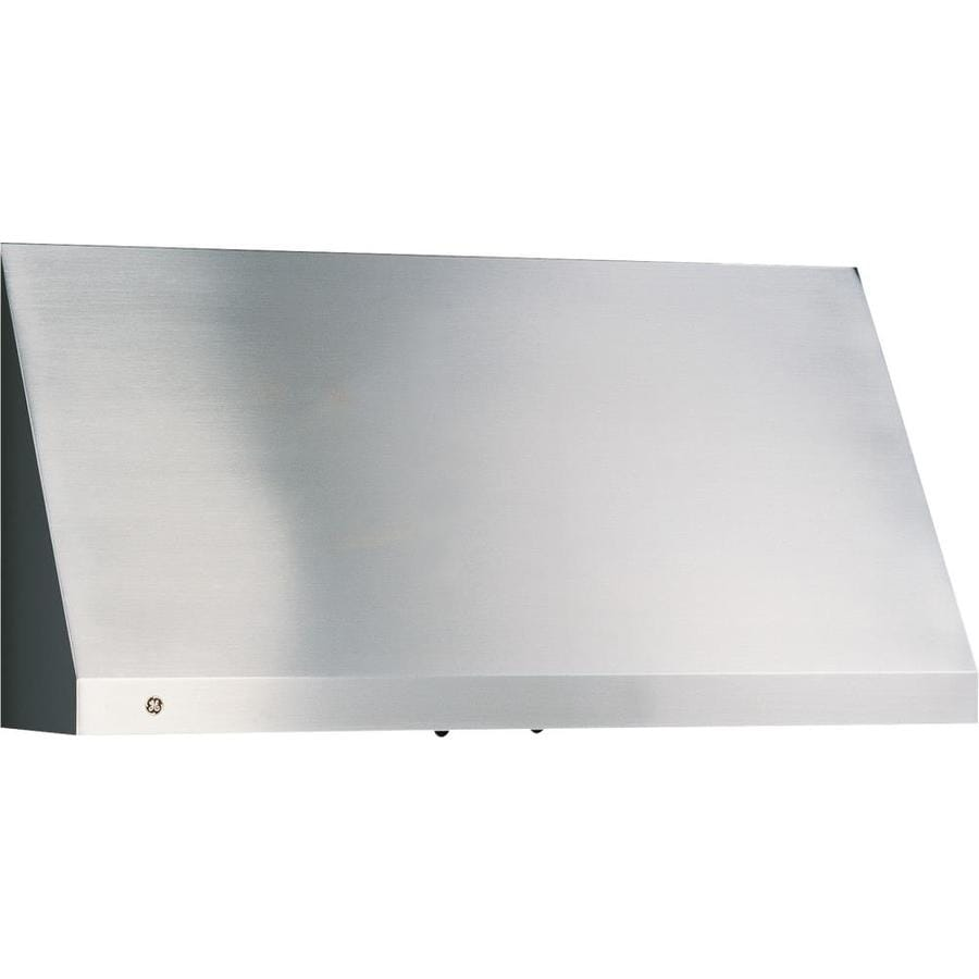 GE Profile Undercabinet Range Hood (Stainless Steel) (Common: 30-in; Actual: 30-in)