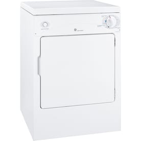 Black Decker 2 65 Cu Ft Portable Electric Dryer White In The Electric Dryers Department At Lowes Com