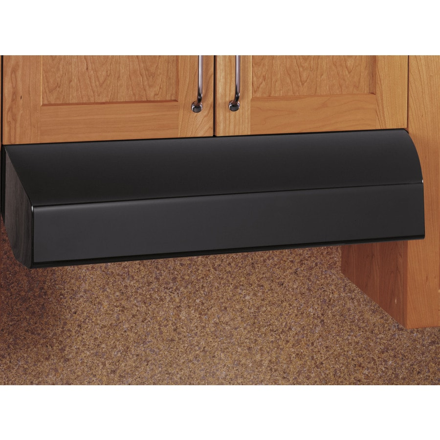 GE Profile Undercabinet Range Hood (Black) (Common: 36-in; Actual: 35.875-in)