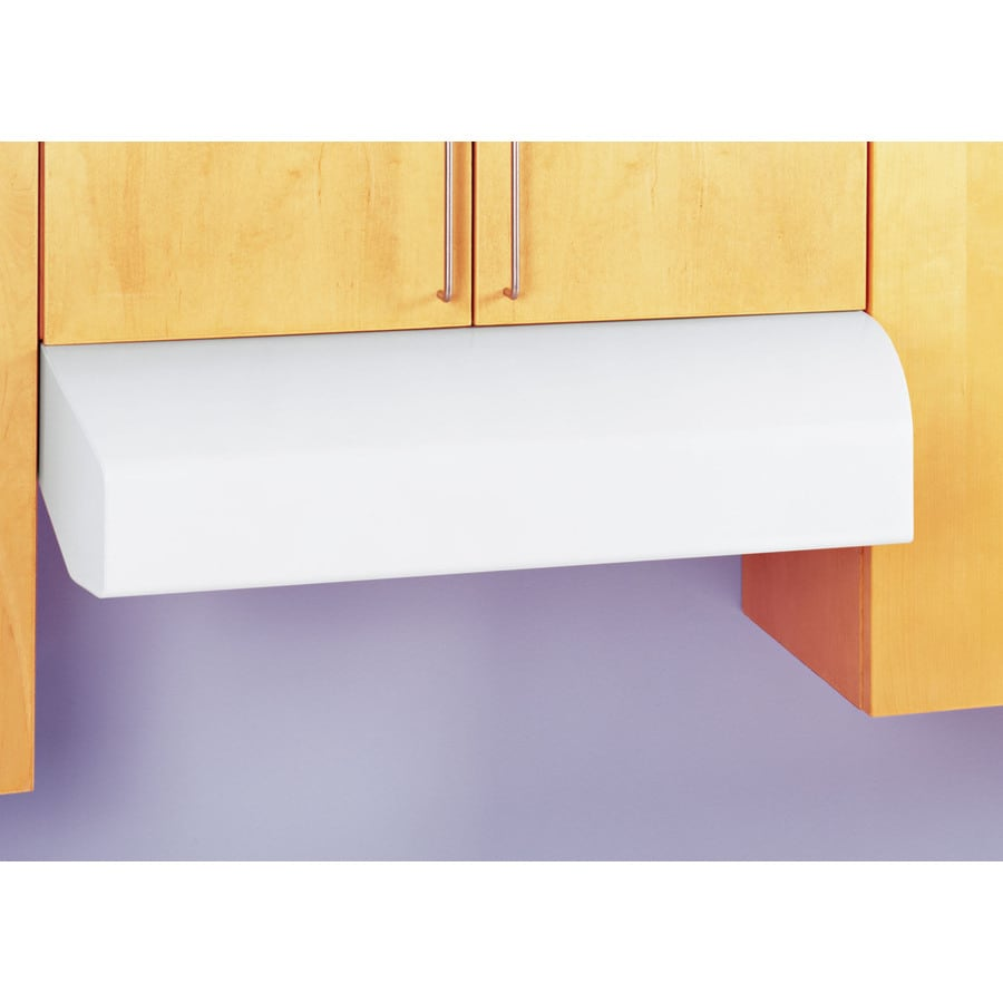 GE Profile Undercabinet Range Hood (White) (Common: 36-in; Actual: 35.875-in)