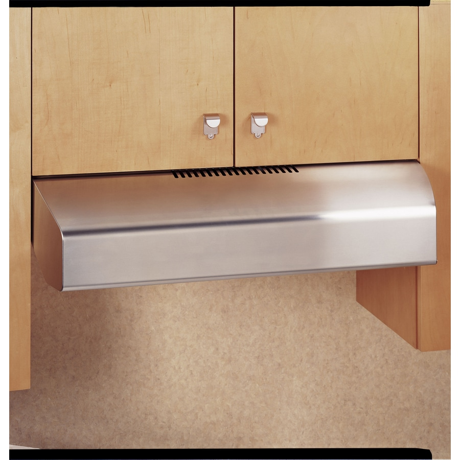 GE Profile Undercabinet Range Hood (Stainless) (Common: 36-in; Actual: 35.875-in)