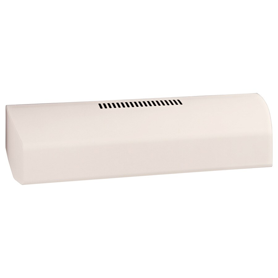 GE Profile Undercabinet Range Hood (Bisque on Bisque) (Common: 30-in; Actual: 29.875-in)