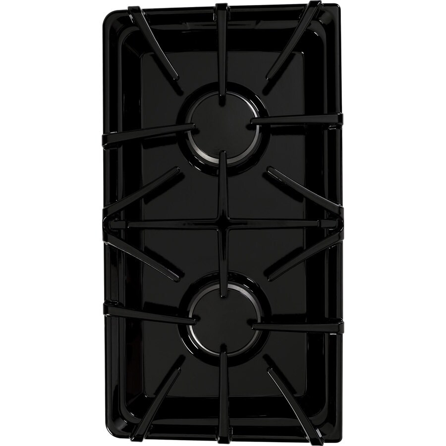 GE Profile Gas Cooktop Module (Black)