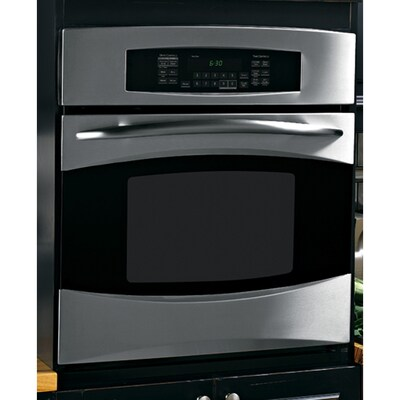 Ge Profile 27 Inch Built In Single Wall Oven Color Stainless At