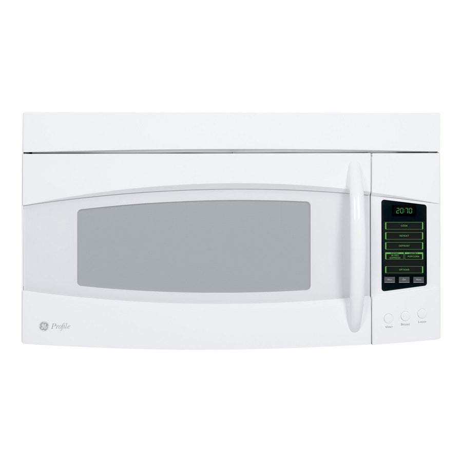 GE Profile 2.0 Cu. Ft. Over-the-Range Microwave (Color