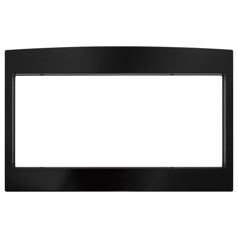 GE Black Microwave Trim Kit