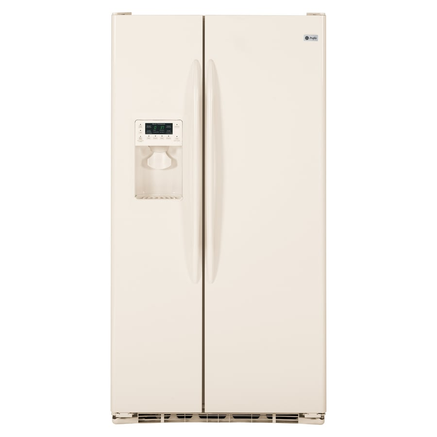 Ft Side By Counter Depth Refrigerator