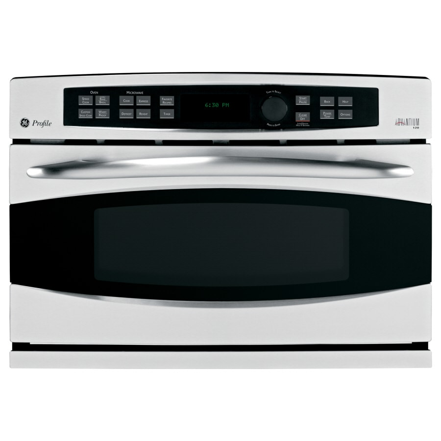 Write A Review About GE Profile 27-Inch Built-In Microwave
