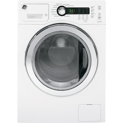 2.2-cu ft High Efficiency Stackable Front-Load Washer (White) ENERGY STAR
