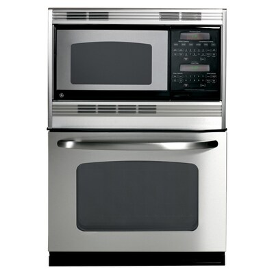 Self Cleaning Microwave Wall Oven Combo