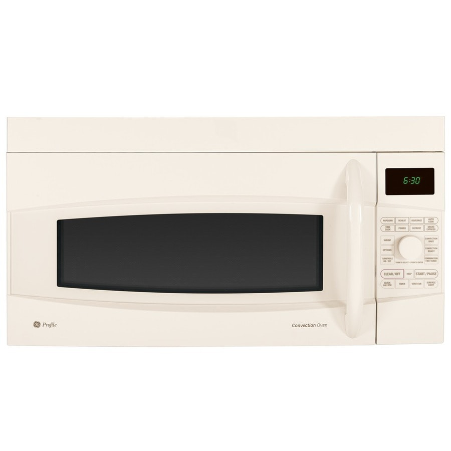 GE Profile 1.7 Cu Ft Over-the-Range Convection Oven