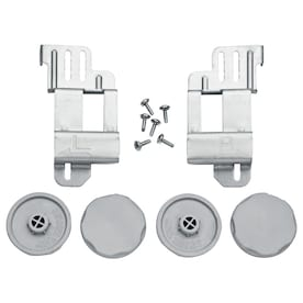 GE Laundry Stacking Kit (Silver)