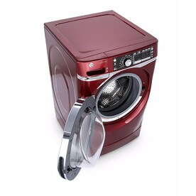 Ge 4 8 Cu Ft High Efficiency Front Load Washer With Steam