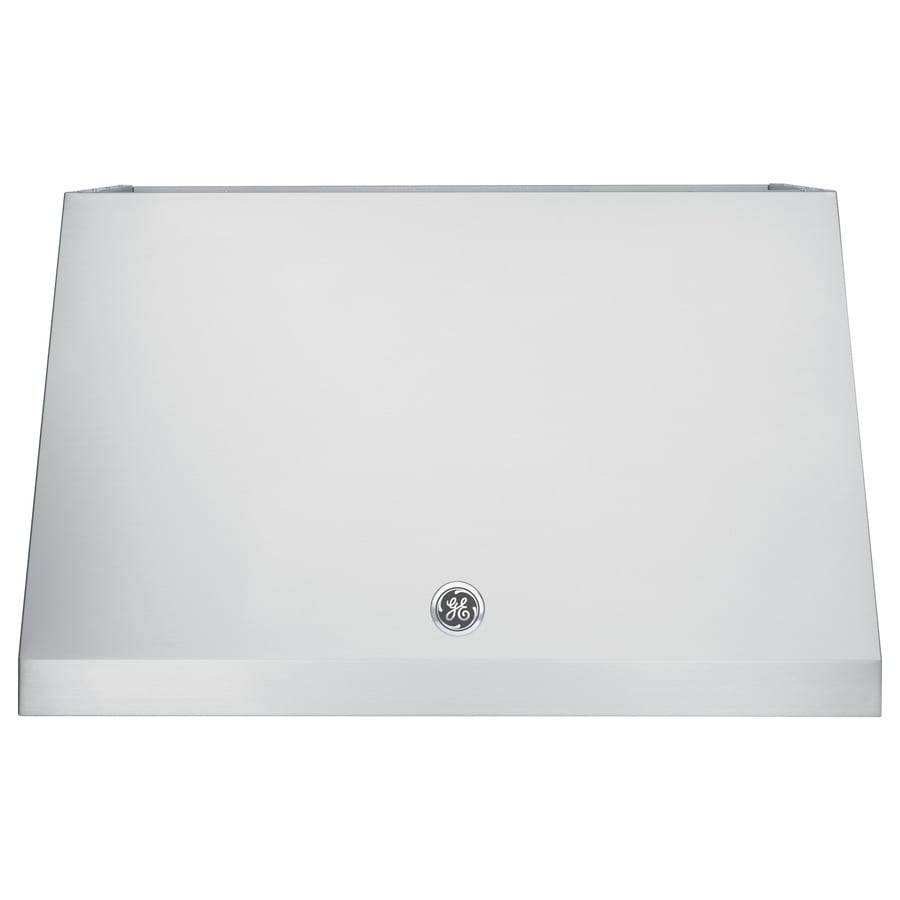 GE Cafe Ducted Wall-Mounted Range Hood (Stainless steel) (Common: 36-in; Actual: 36-in)