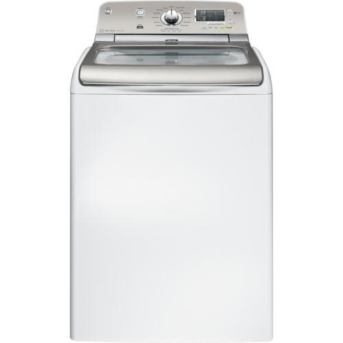 Ge 4 Cu Ft High Efficiency Top Load Washer White At Lowes Com