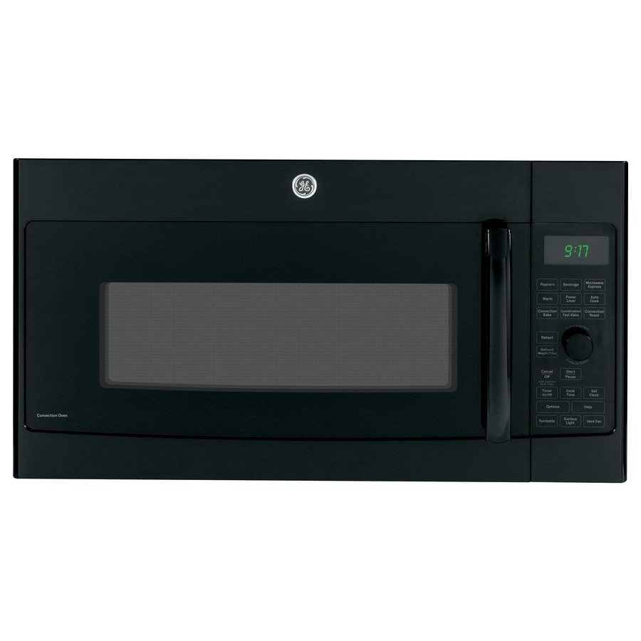 Shop Ge Profile 1 7 Cu Ft Over The Range Convection