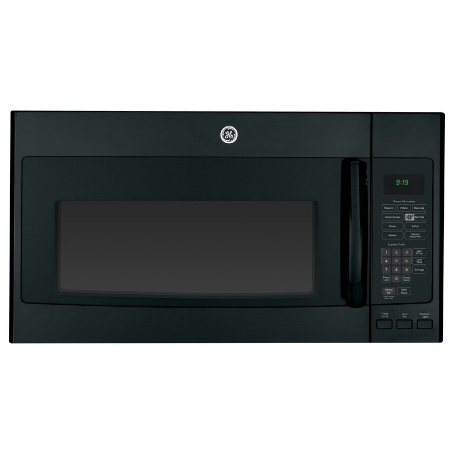 Ge Profile 1 9 Cu Ft Over The Range Microwave With Sensor Cooking