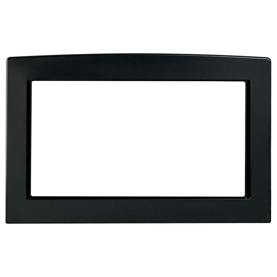 GE Built-In Microwave Trim Kit (Black)