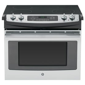 Ge 30 In Smooth Surface 4 Cu Ft Self Cleaning Drop