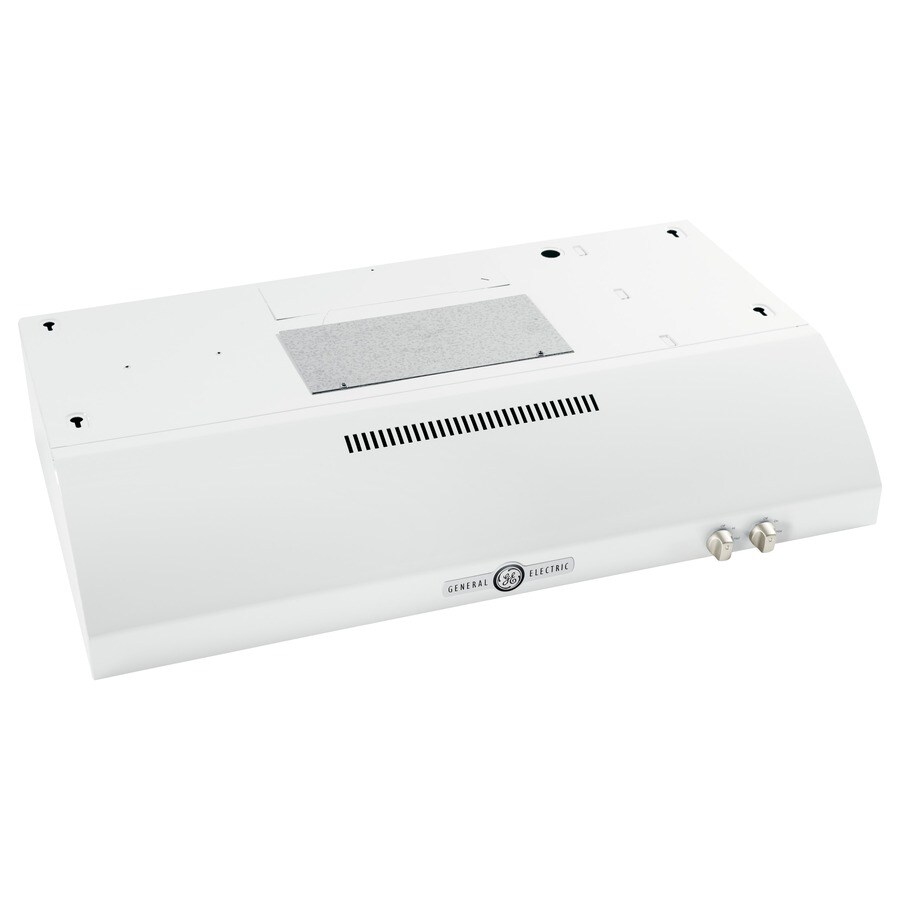GE Artistry Series Undercabinet Range Hood (White) (Common: 30-in; Actual: 29.875-in)