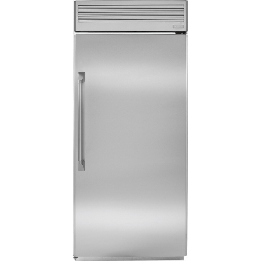 monogram 2192cu ft upright freezer stainless steel