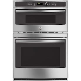 Ge Microwave Wall Oven Combinations At Lowes