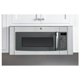 Ge Over The Range Microwave Filler Kit Stainless Steel