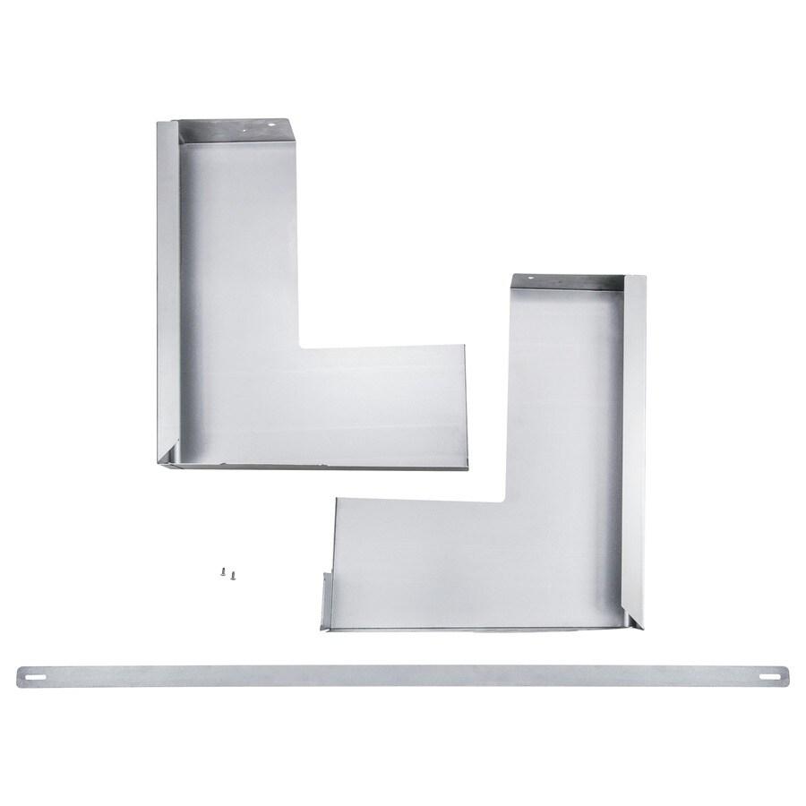 GE Over-the-range Microwave Filler Kit (Stainless steel)