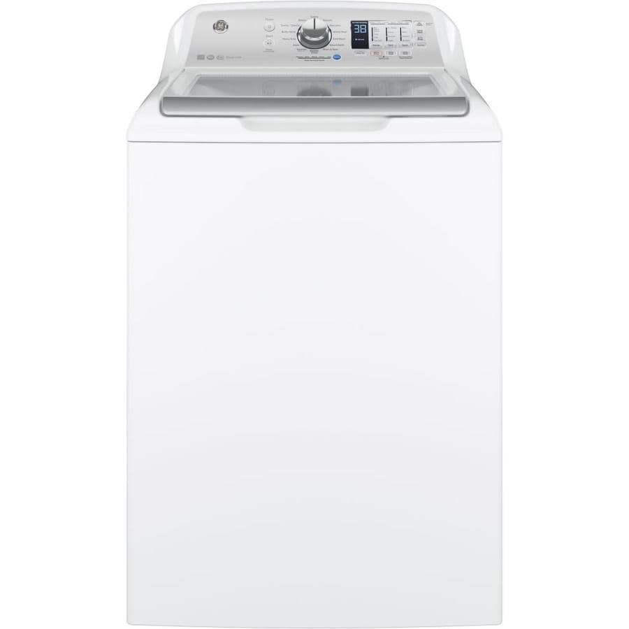 Shop GE 46cu ft HighEfficiency TopLoad Washer White ENERGY